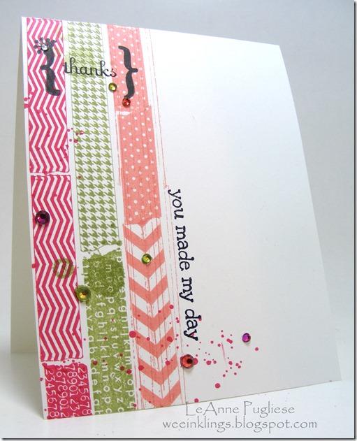 LeAnne Pugliese WeeInklings Paper Players  158 Tape It