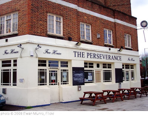 'Perseverance, Haggerston, E2' photo (c) 2008, Ewan Munro - license: http://creativecommons.org/licenses/by-sa/2.0/