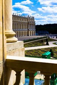 Garden at Château de Versailles