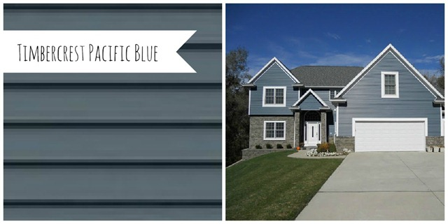 Timbercrest Pacific Blue 