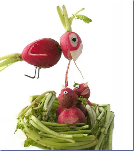 فن تشكيل الطعام عالم ريفو 14