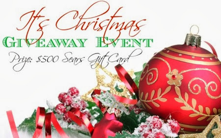 It's Christmas Giveaway