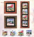 Июл 22, 2008 18:11: Схемы вышивки крестом картин Альфонса Мухи, Ответить с и коллекцию Времена года.