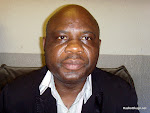 Professeur Jean-Pierre Mbwebwa, Politologue et Professeur a? lUniversite? catholique du Congo. Radio Okapi