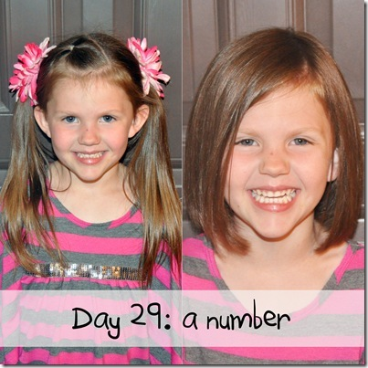 Day 29 a number