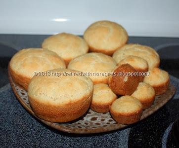 Sourdough rolls - gluten-free