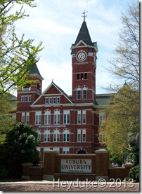Auburn University 012