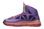 nike lebron 10 gr allstar galaxy 0 03 Release Reminder: Nike LeBron X All Star Limited Edition