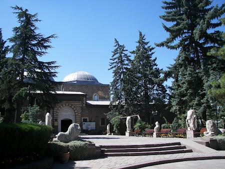 26. Muzeul Civilizatilor Anatoliene Ankara.JPG