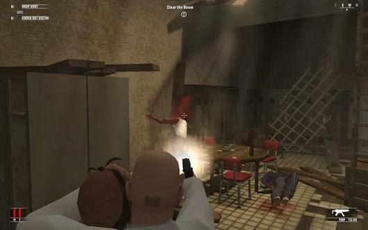 Ya sé que no es muy sigiloso, pero ¿a quién le amarga una dulce masacre indiscriminada de vez en cuando?