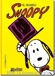 P00020 - Snoopy  - El regreso.howtoarsenio.blogspot.com #1