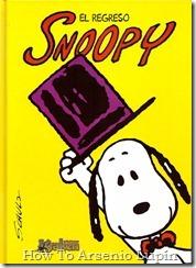 P00020 - Snoopy  - El regreso.howtoarsenio.blogspot.com #1
