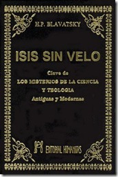 Libro_isis sin velo