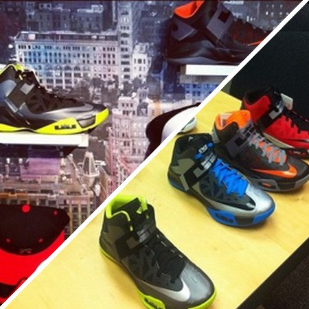 Preview of Upcoming Colorways of Nike Zoom Soldier VI 6