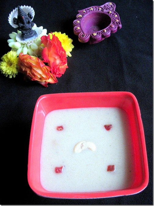 Aval payasam1
