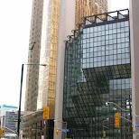 downtown toronto in Toronto, Ontario, Canada
