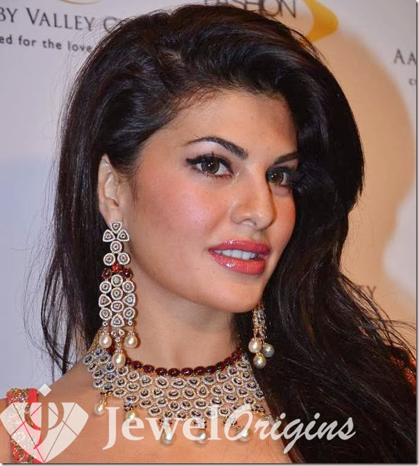 Jacqueline_Fernandez_Diamond_Necklace