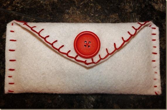 Felt Envelope Valentines 4