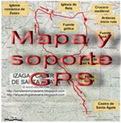 Mapa y soporte GPS -Menhir Saroiko Bixker - Unboto - Eskitz