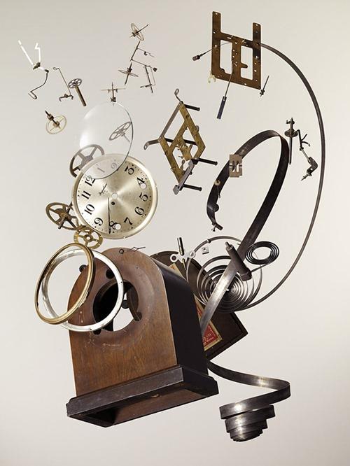 Todd McLellan, o artista estragão que cria arte com objetos desmontados (vídeo)