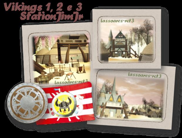 Vikings 1, 2 e 3 (StationJimJr) lassoares-rct3