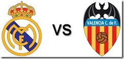 real madrid vs valencia en vivo