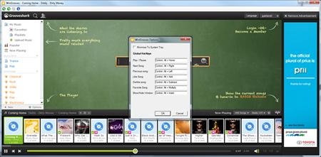 WinGroovesScreenshot