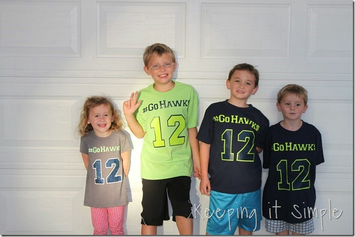 SeaHawks Shirt #NFLVinyl (10)
