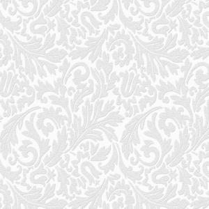 This damask wallpaper is paintable, so you can customize the color to work with your decor. (Martha Stewart Living, homedepot.com)