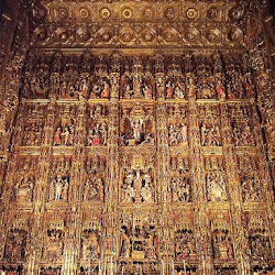 93 - Pieter Dancart - Retablo Mayor Catedral Sevilla