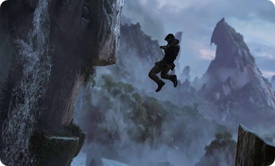 Uncharted 4_drake leaping