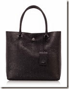 Karen Millen Perforated Tote