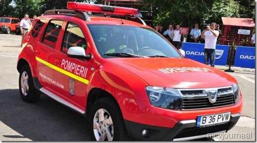 Dacia als brandweerhulpvoertuig 02