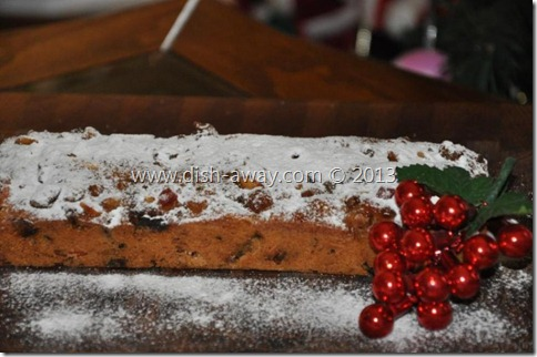 Christmas Cake Recipe 6