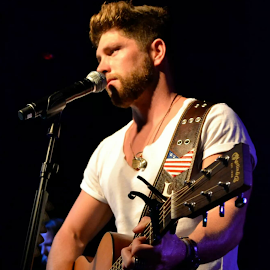 Chris Lane  by Alyssa Rose - People Musicians & Entertainers ( music, chris lane, country )