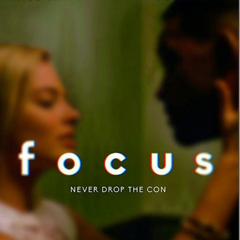 Focus: Never Drop The Con (2015)