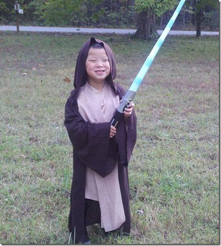 Jedi Knight 10 21 2011