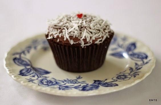 Lamington Cupcakes 1