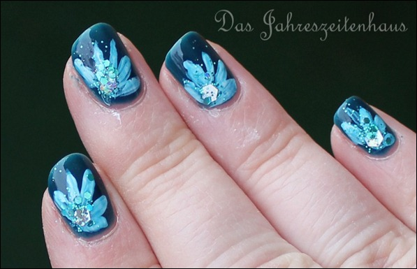 Nageldesign Deep Ocean 4