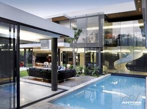 Piscina casa de lujo Saota Antoni Associates