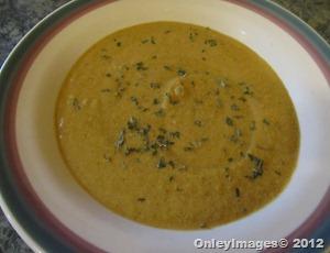 pumpkin soup (5)