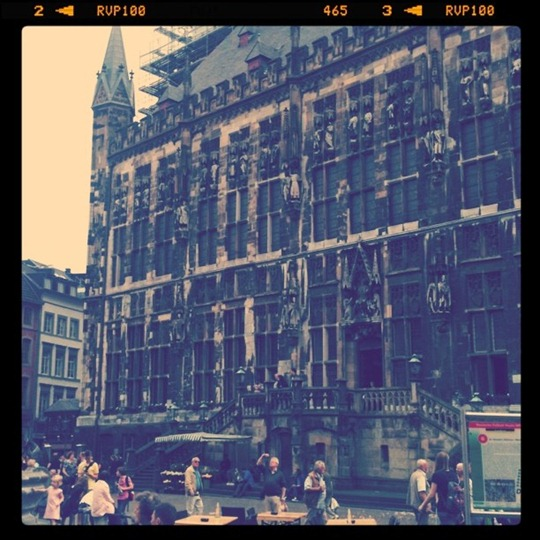 Aachen City Hall (2)