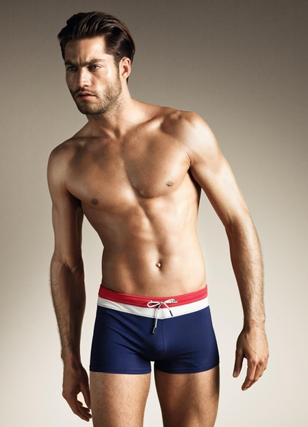 Greg Kheel for Bruno Banani5