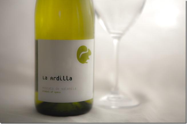 2010 Lar Ardilla Moscato de Valencia-1