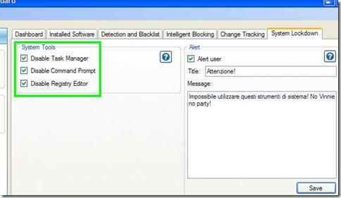 InstallGuard System Lockdown