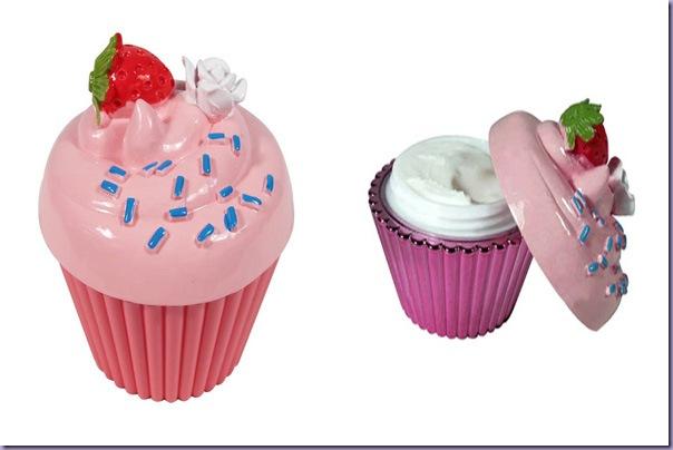 Creme-Mãos-Pote-Cupcake-Morango-Granulado-Rosa