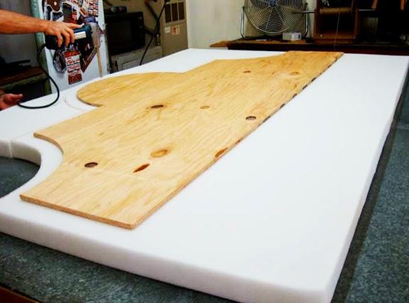2 How To Make A Padded Headboard