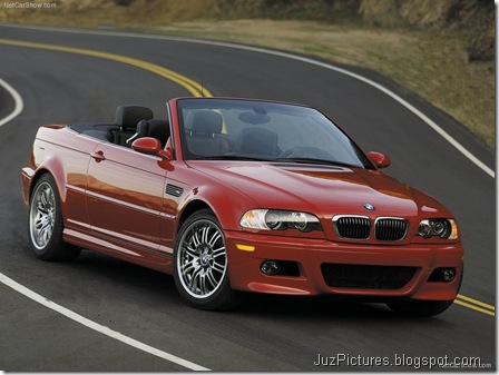 BMW M3 Convertible3