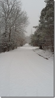 our road snow 3