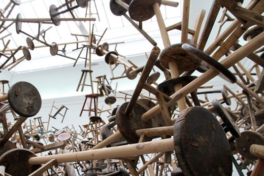 Ai-Weiwei-bang-installation-at-Venice-Art-Biennale-2013-Venice-09